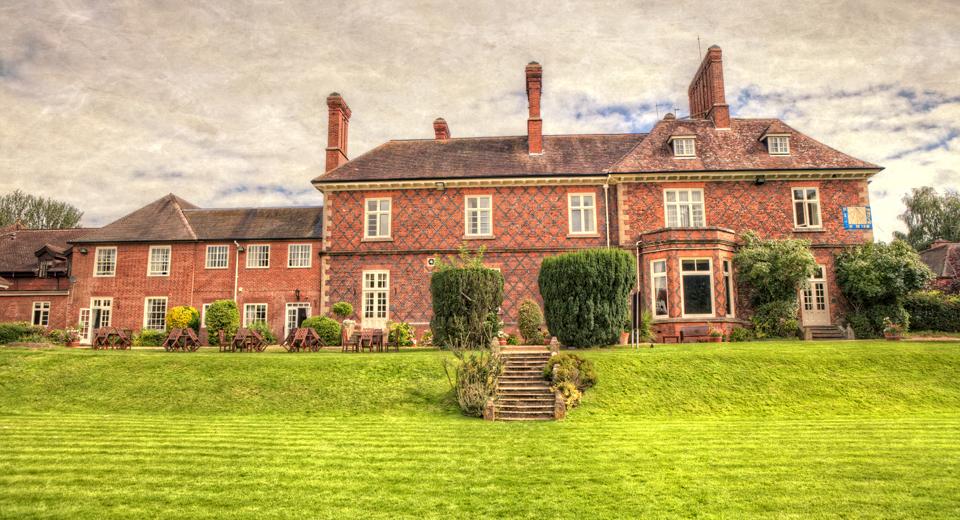 Albrighton Hall Wedding Photography