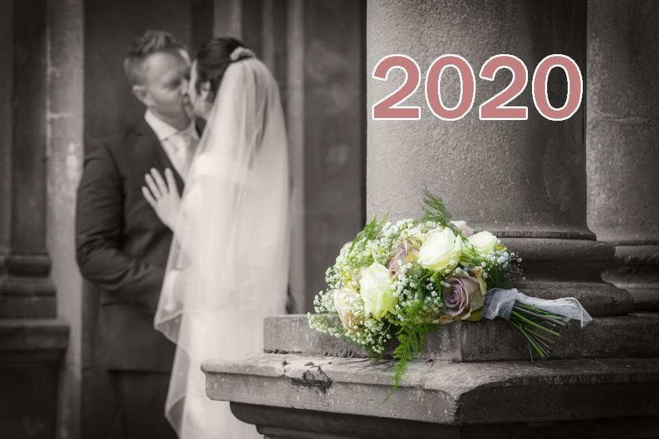 Early-bird Wedding Packages for 2019 & 2020