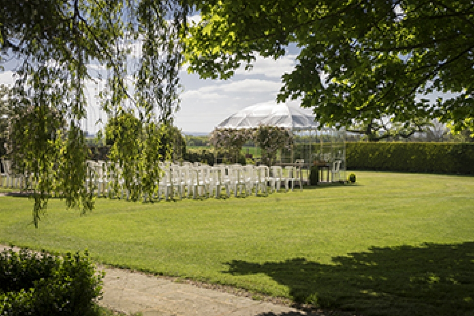 Albright Hussey Manor Wedding Open Days