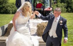 powys weddings