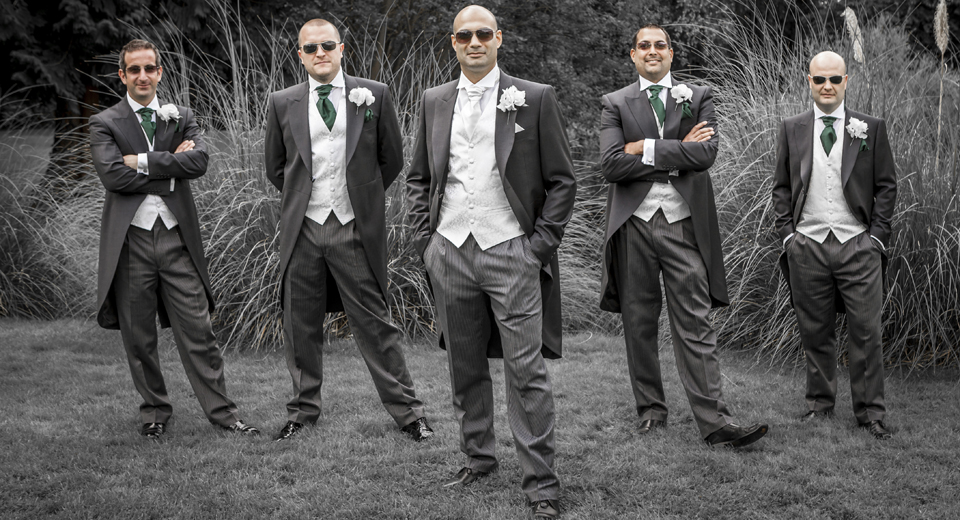 Shrewsbury Wedding Photographers