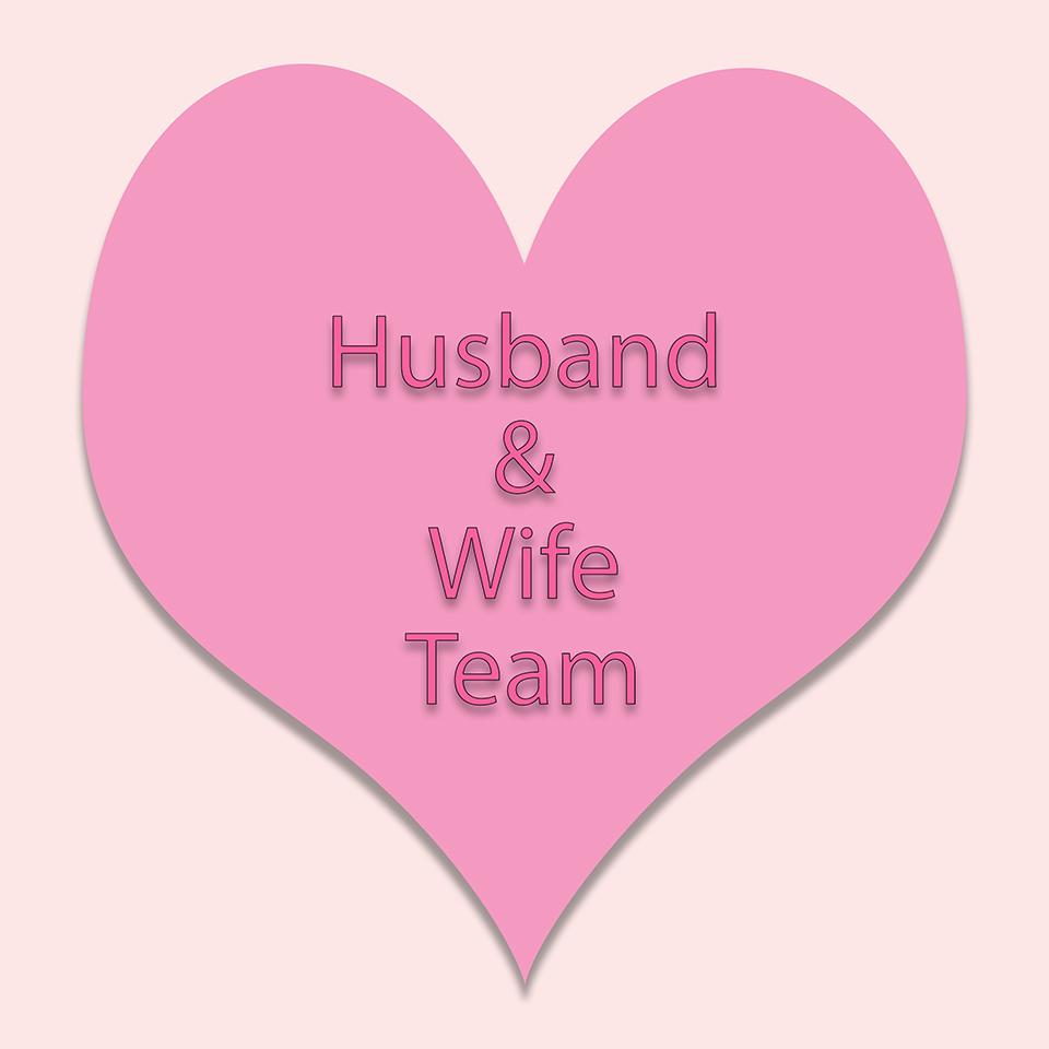 About us - Shropshire Wedding Photographers - husband & wife