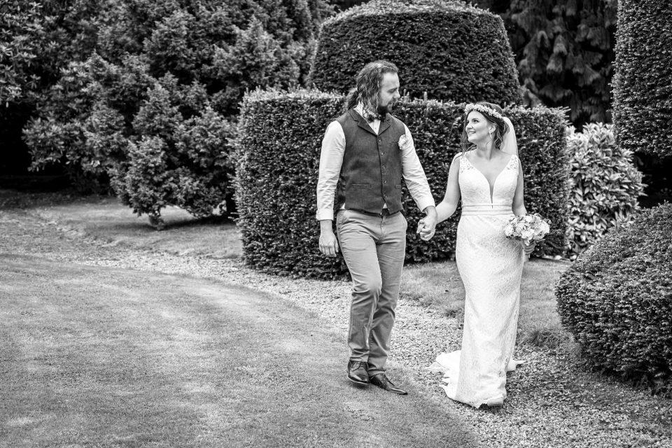 black-and-white-wedding-photographs